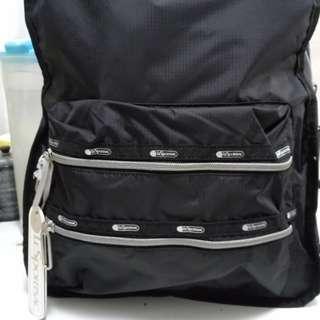 Lesportsac 黑色新款背包