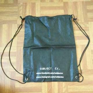 [50% OFF] Subject: Cc Drawstring Bag