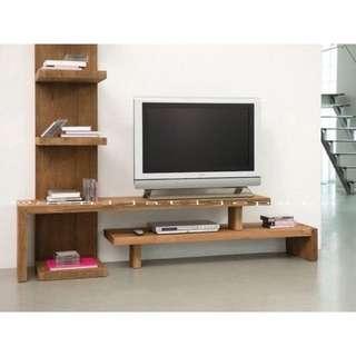 Bufet tv dinding