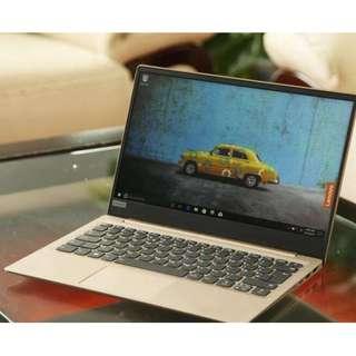 "Lenovo ideapad 320s/小新潮 7000 13.3"" i3-7100U /4G 8G/256G PCIE SSD /1080P Ultrabook 99%NEW"