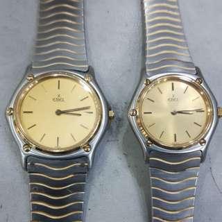 Ebel one pair watch