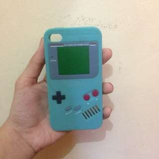 iPhone 4/4s Gameboy Silicone Case