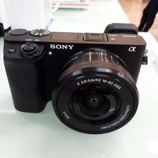Kamera SONY Alpha 6300 CASH BACK (BISA Kredit)