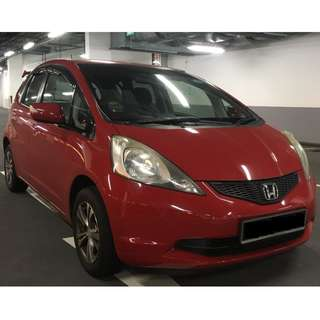 Honda Fit Uber / Grab cheap car rental or personal use