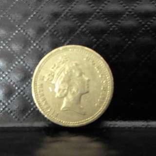 £1 coin (1994)
