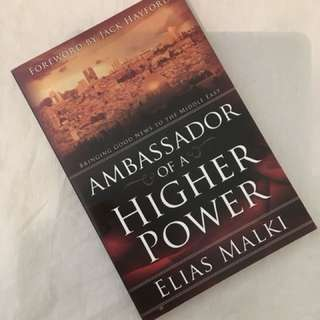 Charity Sale! Ambassador of a Higher Power by