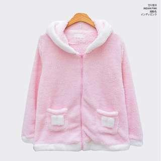 日系可愛兔仔睡衣