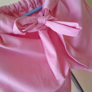 Pink trousser