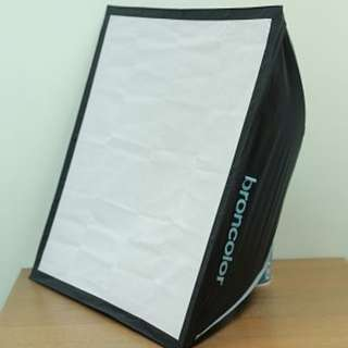 broncolor 60x60 softbox