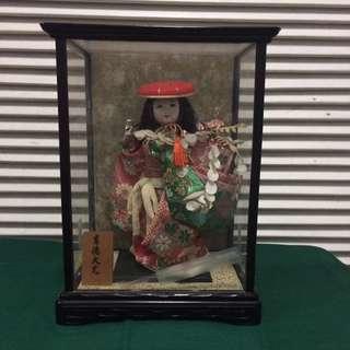 Vintage Japanese Cultural Native Doll
