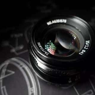 7Artisans Lenses for Sony E