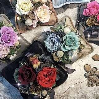 TeAmo Flowers 保鮮花 香包 擺設 裝飾