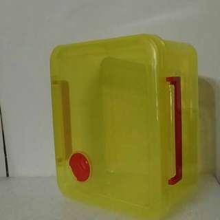 美祿食材收納盒樂扣盒