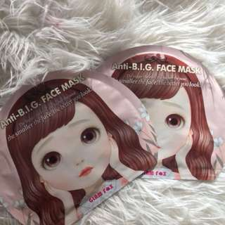 Face Mask from Korea