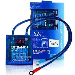 Pivot Raizin Voltage Stabilizer (Blue)