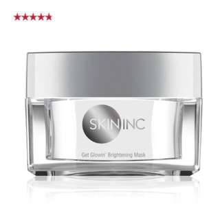 Brand new sealed 50 ML Skin Inc glowin brightening mask