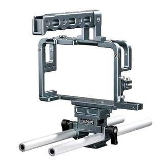 Sevenoak SK GHC20 Aluminum Camera Cage for Panasonic Lumix DMC GH3 GH4