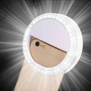 FREE POSTAGE! LED Selfie Ring Light