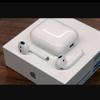 Apple Airpods Bnew Sealed
