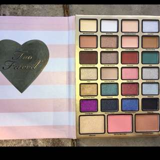 The Best year ever 2018 Too Faced Palette BRAND NEW