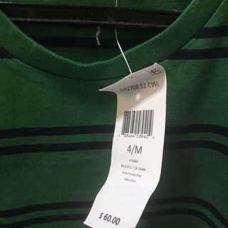 Lacoste Double Striped Shirt