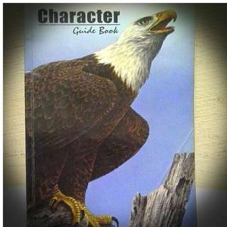 Character Guide Book