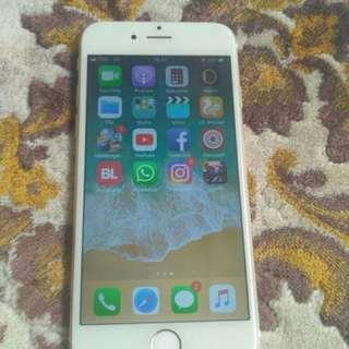 Iphone 6 64gb batangan murmer