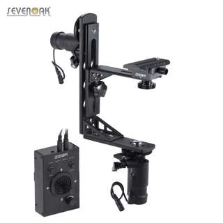 Sevenoak SK ECH03 360° Remote Control Electric Motorized Pan Tilt Head