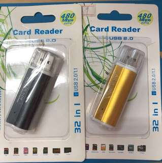 Card reader 32 in 1