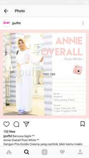 Annie overall