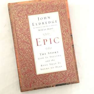 Charity Sale! Epic by John Eldredge