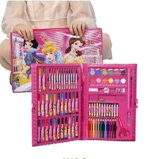 ⭐️[Ready Stock] Kids Drawing Set (86pcs set)