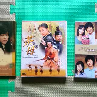 Asianovela DVDs (Take-all for 100)
