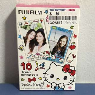 Special promotion!!! Hello Kitty Instax Film