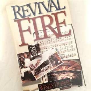 Charity Sale! Revival Fire by Wesley Duewel