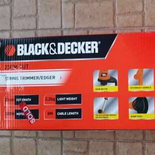 Black & Decker GL300 String Grass Trimmer