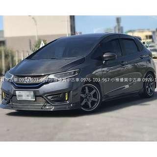 【FB搜尋小惟優質汽車】 中古車二手車 本田 2014年 FIT頂級VTI-S