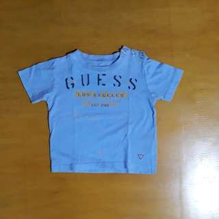 Guess Blue Shirt for Toddlers