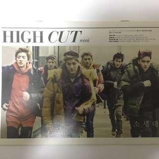Exo High cut