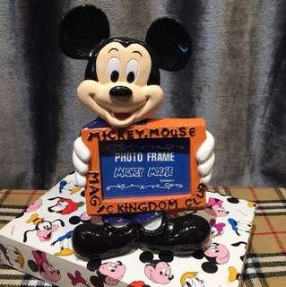 Walt Disney Mickey Mouse Photo Frame 相架