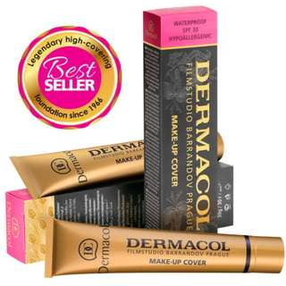 **Inspired**Dermacol Make Up Cover 30g