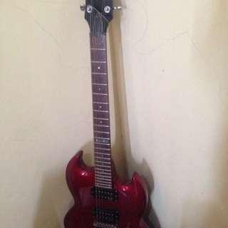 Guitar electrick esp