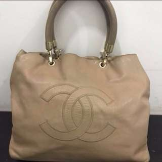 CHANEL TOTEBAG WITH HOLO