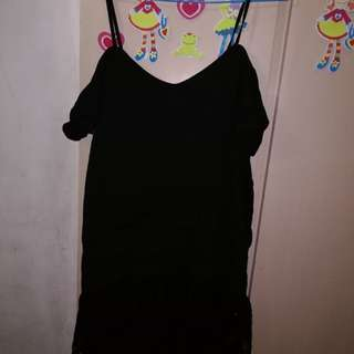 Off the Shoulder Dress (imported)