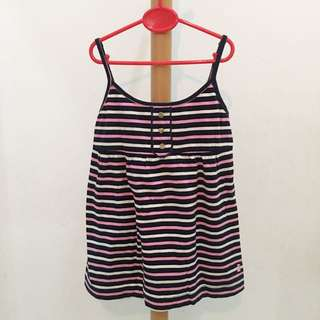 AUTHENTIC JUICY COUTURE ADJUSTABLE STRAP TANK TOP