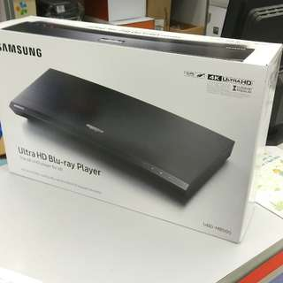 三星 Samsung True 4K 藍光機 Blu-ray player new UBD-M8500
