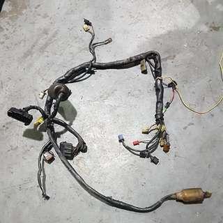 Honda cb 400 spec 3 wiring harness