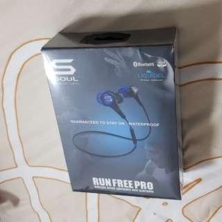 Soul wireless active earphone with bluetooth Soul RunFree Pro