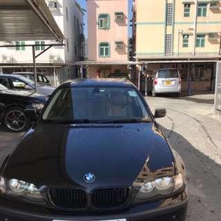#xmas50:  2003 年 BMW 315i
