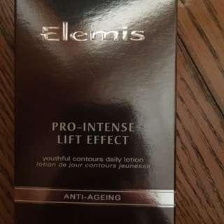 全新 Elemis Pro-Intense Lift Effect Anti-Ageing Youthful contours daily lotion 30ml